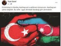 """Karabük Valisi Gürel: """"Karabağ geri alınmalıdır"""""""