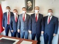 Aydın Veteriner Hekimleri Odası Başkanı Şahin güven tazeledi