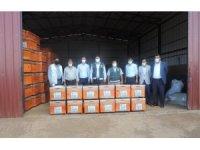 Bingöl'de 7 bin 640 adet hibe destekli arı kovanı dağıtıldı