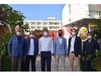Erdek MHP'de Fatih Bağcı güven tazeledi