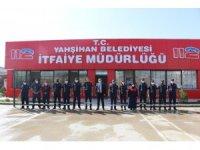 Başkan Türkyılmaz itfaiye ekibini unutmadı