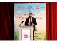 Başkan Sayan'ın büyük projesi hayat buluyor