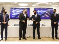 ABD ve Yunanistan'dan Doğu Akdeniz'de barışçıl çözüm çağrısı