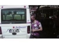Yolcunun telefonunu çalan yankesici tutuklandı