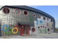 Kartepe İHL Spor Salonu tamamlanıyor