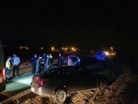 Domaniç'te zincirleme trafik kazası: 1 yaralı
