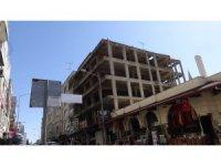 Görüntü kirliliğine neden olan bina yıkılacak