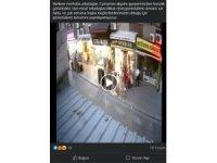 Hırsızlık anı sosyal medyada paylaşılınca pişman olup teslim ettiler