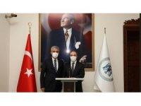 Vali Epcim, Erzincan'da gerçekleşen 127. Yönetim Kurulu Toplantısına katıldı