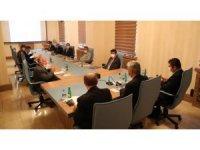 KUDAKA 127. Yönetim Kurulu Toplantısı Erzincan'da yapıldı