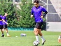 Başakşehir, Göztepe maçı hazırlıklarını sürdürdü