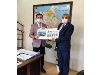Sinop'un tanıtımı için posta pulu bastırıldı