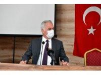 """Isparta Valisi Seymenoğlu'ndan önemli uyarı: """"İlk 5 aydaki ölüm sayımızı katbekat aştık"""""""