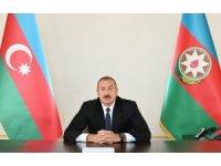"""Azerbaycan Cumhurbaşkanı Aliyev: """"Türkiye'nin F-16'ları çatışmalarda yer almıyor"""""""