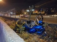 Makas attığı iddia edilen otomobil dehşet saçtı