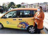 Anne Taksi uygulaması ile ücretsiz ulaşım
