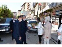 Isparta Belediyesi Şırnak'ta kardeş belediyeleri ile buluştu