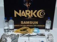 Samsun'da narkotik uygulaması: 7 gözaltı