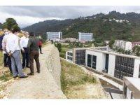 Giresun'da yapılacak olan Teknopark'ın imar planları onaylandı