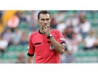 Bahattin Şimşek ilk kez Ankaragücü - Kayserispor maçı yönetecek