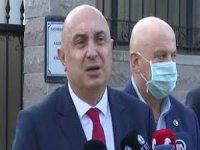 CHP Grup Başkanvekili Özkoç; Biz de CHP olarak samimiyetle desteklediğimizi ifade ettik.