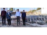 Bulanık SYDV binasının temeli atıldı