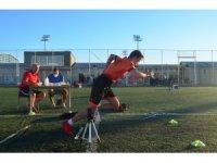 Futbolculara akademik dokunuş
