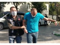 Samsun'da esrarla yakalanan 2 kişi adliyeye sevk edildi