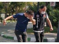 Samsun'da uyuşturucu hapla ilgili 2 kişi adliyeye sevk edildi
