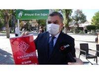 """Vali Işık: """"Karaman, HES kodu uygulaması kullanımında Türkiye'de en yüksek orana ulaştı"""""""
