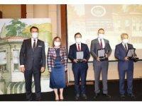 Tarihi Kentler Birliği'nden, Alanya Belediyesi'ne uygulama ödülü