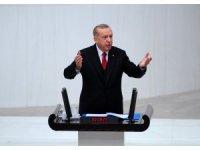 Cumhurbaşkanı Erdoğan'dan Azerbaycan'a destek açıklaması