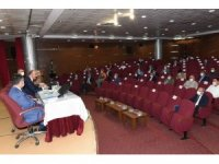 Şanlıurfa'da korona virüs toplantısı