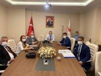 Batman Belediyesi heyeti imar çalışmaları için Ankara'da