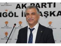 """AK Partili Sağlar, """"Gece gündüz çalışacağız"""""""
