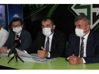 Sakaryaspor Başkanı Ekşi, kulübün mali tablosunu açıkladı