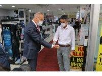 Sakarya İl Emniyet Müdürü Fatih Kaya'dan gülümseten söz