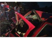 Köyceğiz'de kaza: 1 ölü, 1 yaralı