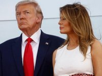 ABD Başkanı Donald Trump ve eşi Melanie Trump koronavirüs kaptı.