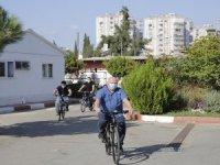 Antalya'da bisiklet yollarını, bisiklet kullanarak ihtiyaca göre yerinde planlayacak