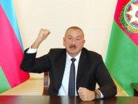 Azerbaycan Cumhurbaşkanı Aliyev duyurdu! Ermenistan işgalinden kurtarıldılar