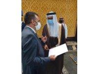 İsrail Dışişleri Bakanı Ashkenazi, Manama'da İsrail Büyükelçiliği açmak için talepte bulundu