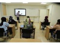 Haliliye'de öğrencilere ücretsiz kurs
