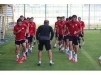 Sivas Belediyespor, Karabük maçı hazırlıklarına devam etti