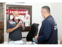 Atakum Belediyesi 19 Ekim'de muhtarları unutmadı