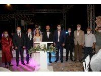 Yörükler Uzunoğlu'nun Kızının Düğünde Bir Araya Geldi