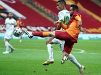 Süper Lig: Galatasaray: 1 - Aytemiz Alanyaspor: 2 (Maç sonucu)