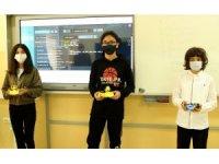 Muğla BİLSEM'in eğitim robotu 'Muğla Bot' tamamlandı