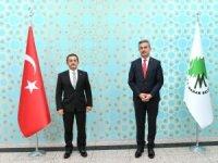 Bakan Yardımcısı Aksu'dan Mamak'ın tarım projelerine övgü