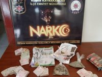 Keşan'da torbacılara operasyon: 2 gözaltı